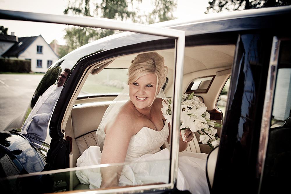 Bryllupsfotografer i Århus