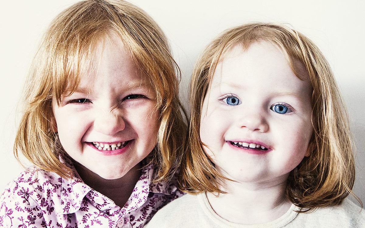 Professionelle foto løsninger til familier og erhverv