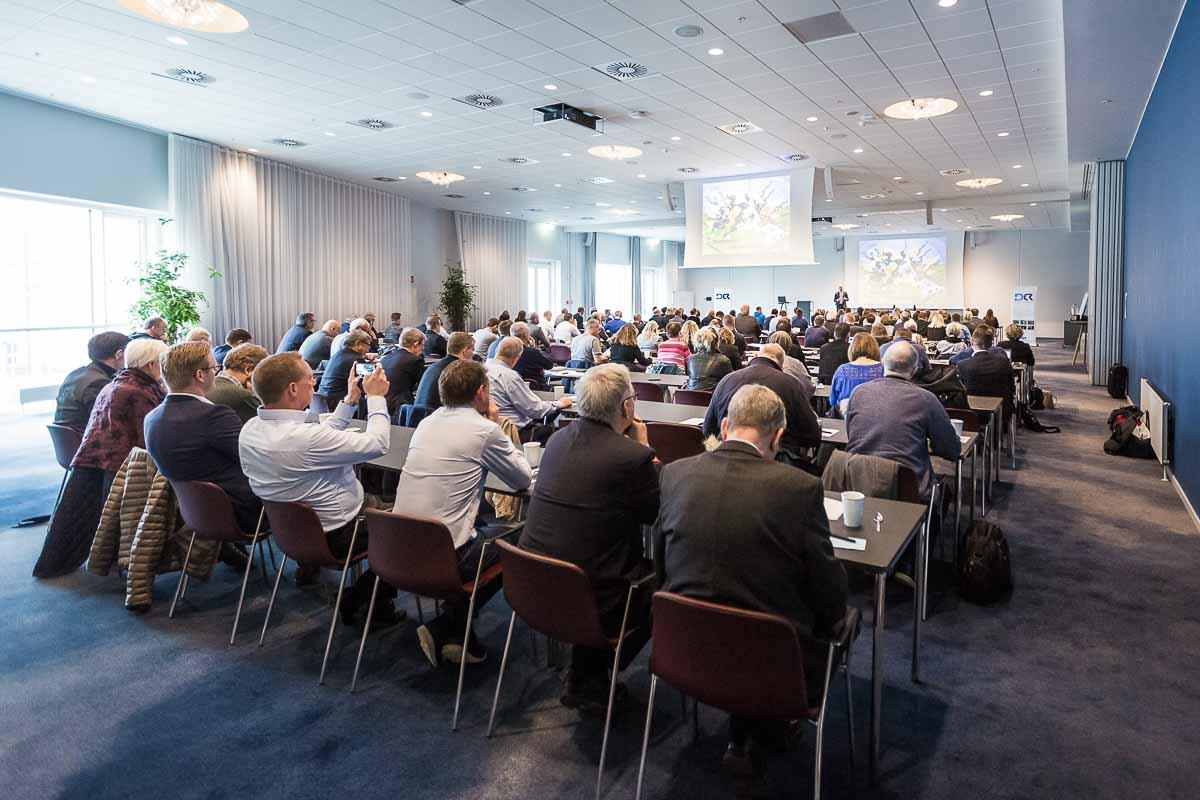 Professionel fotograf til Konferencer i Aarhus