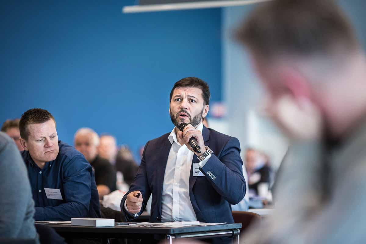 Konference fotograf Aarhus