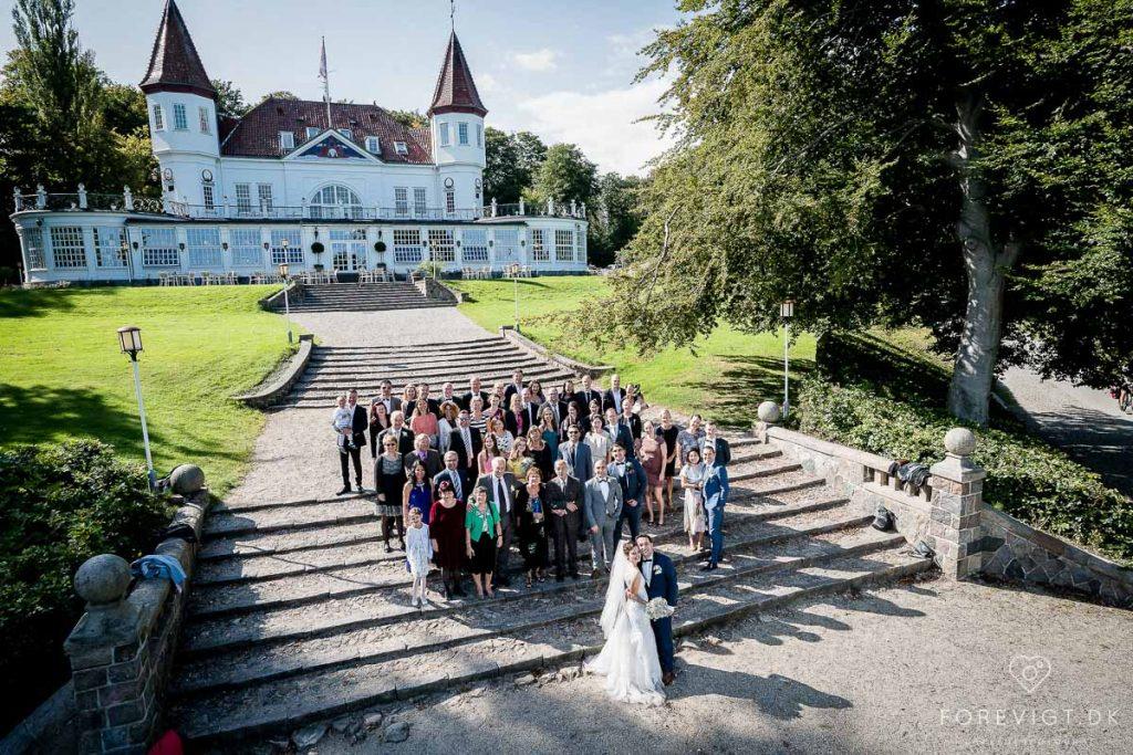 bryllupsfotografering Århus