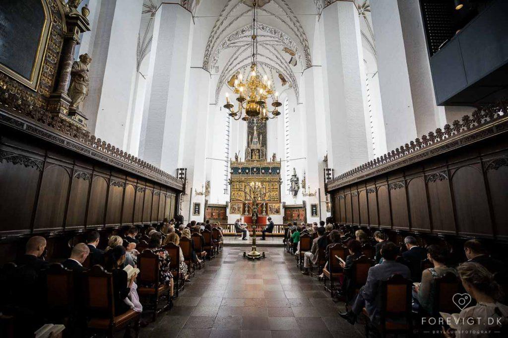 bryllupsfotograf pris Århus