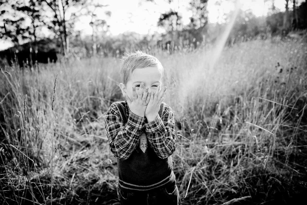 børnefotograferingen