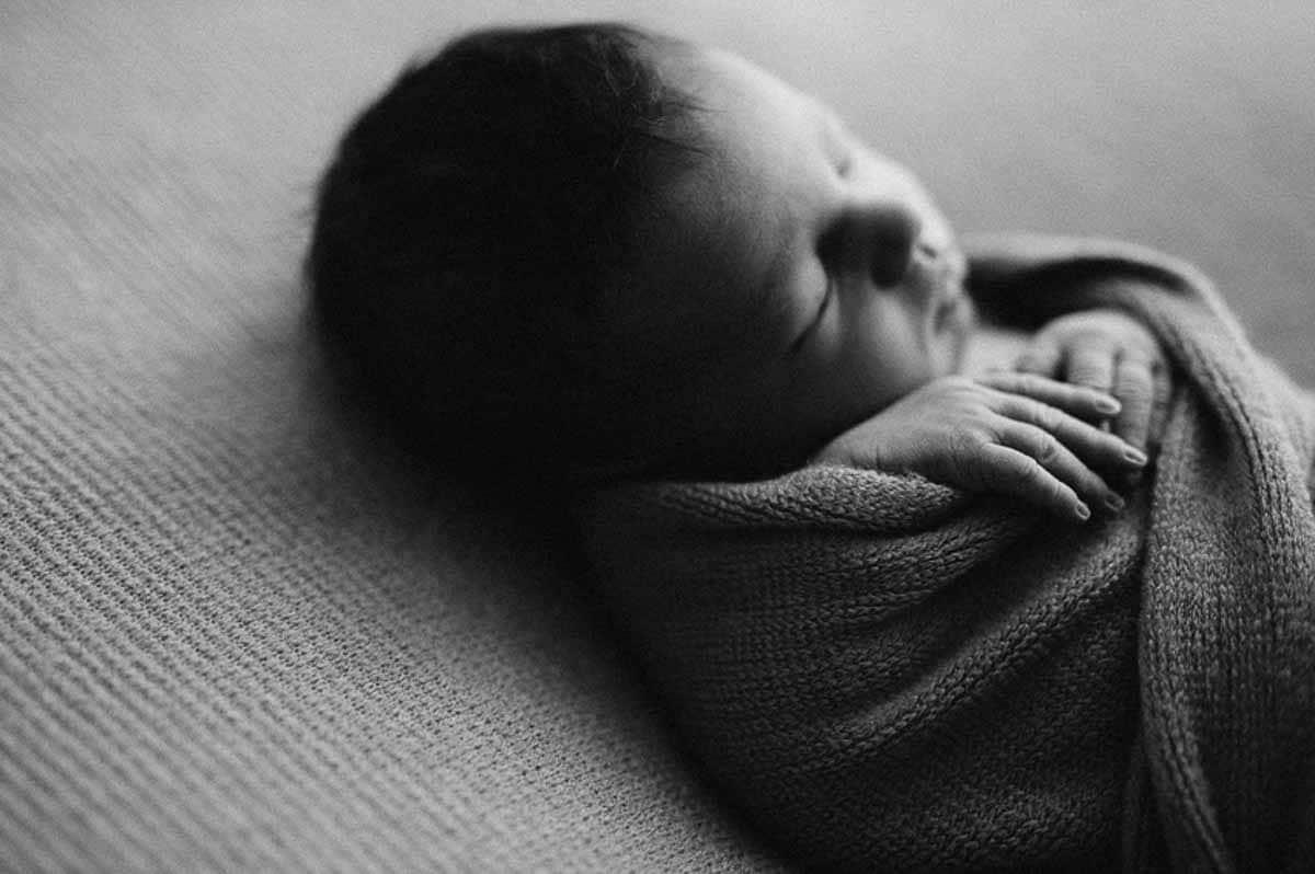 fotografering af nyfødte