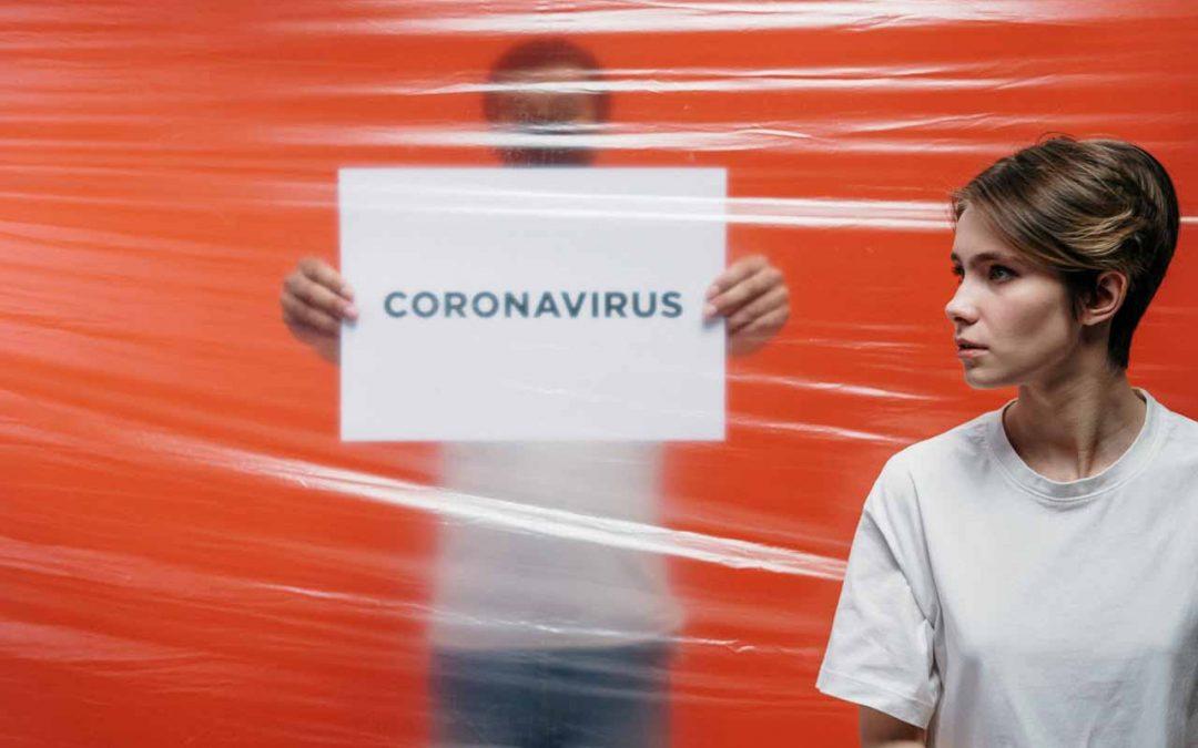 Coronavirus og fotografering