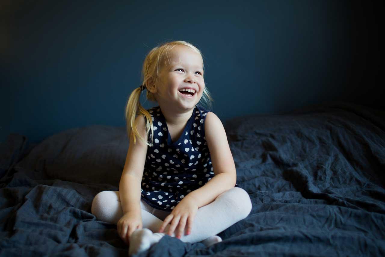 børnefoto fra fotostudiet i Aarhus