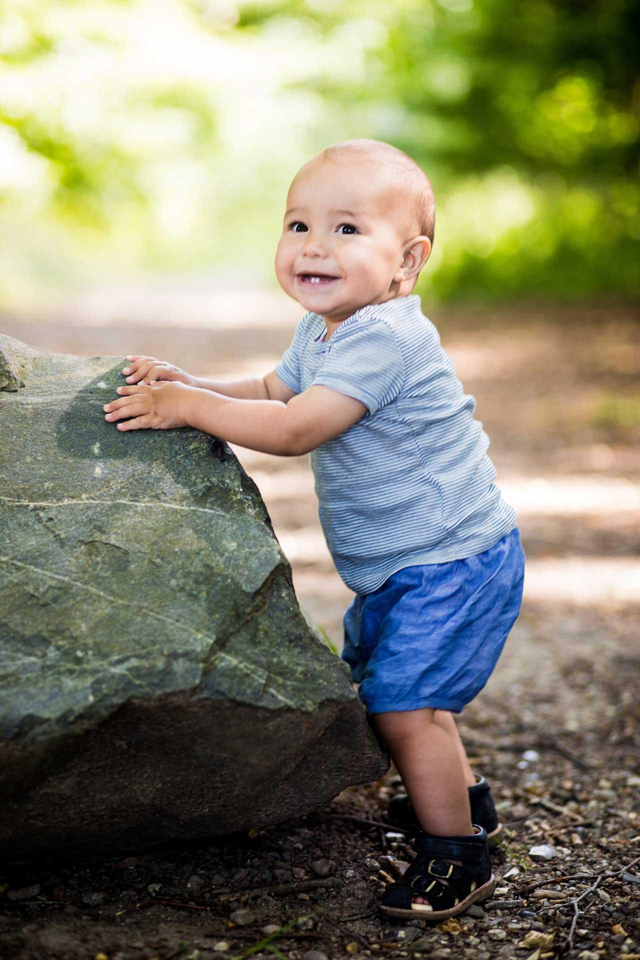 Vi tilbyder fantastiske billeder af jeres søde børn