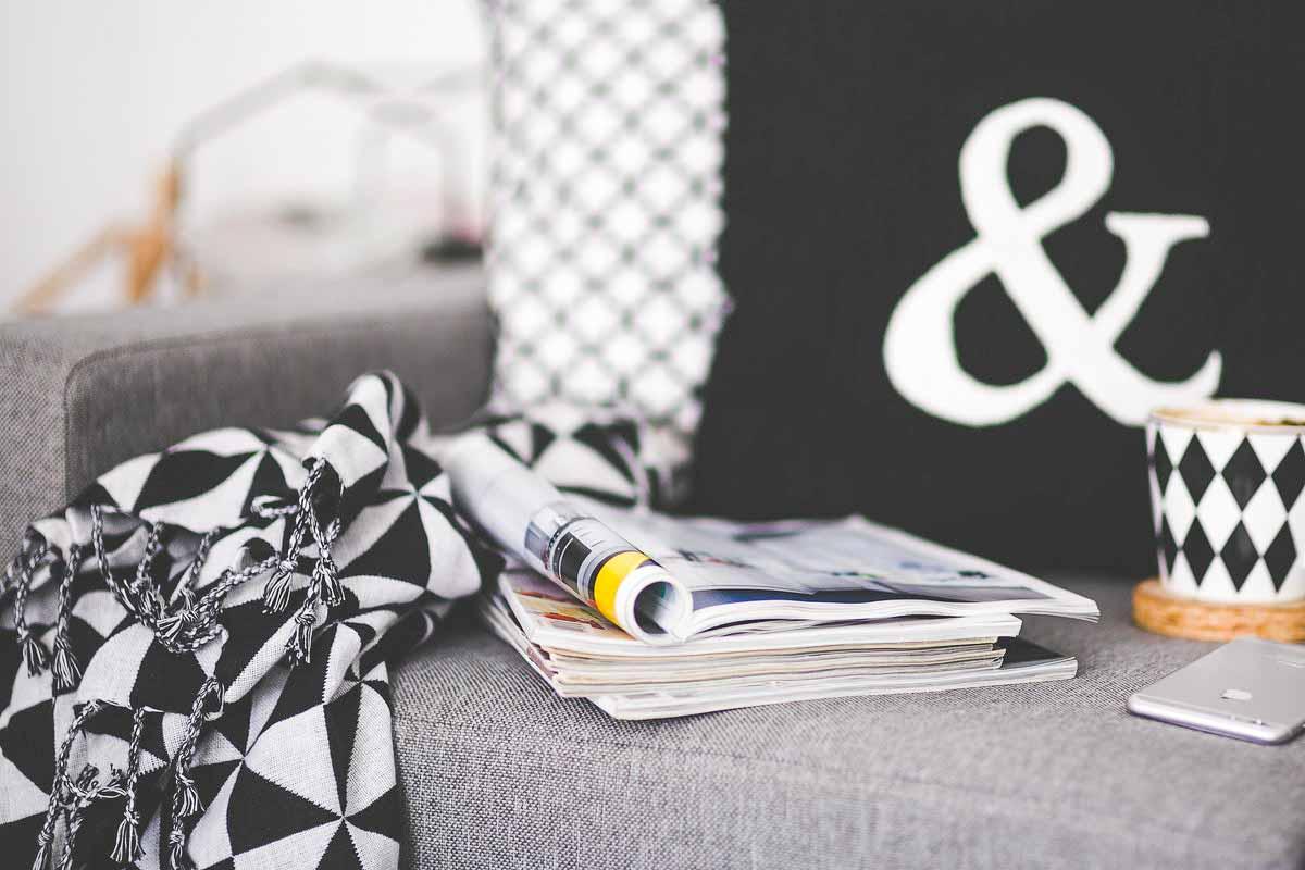 kreative bolig- og interiørbilleder
