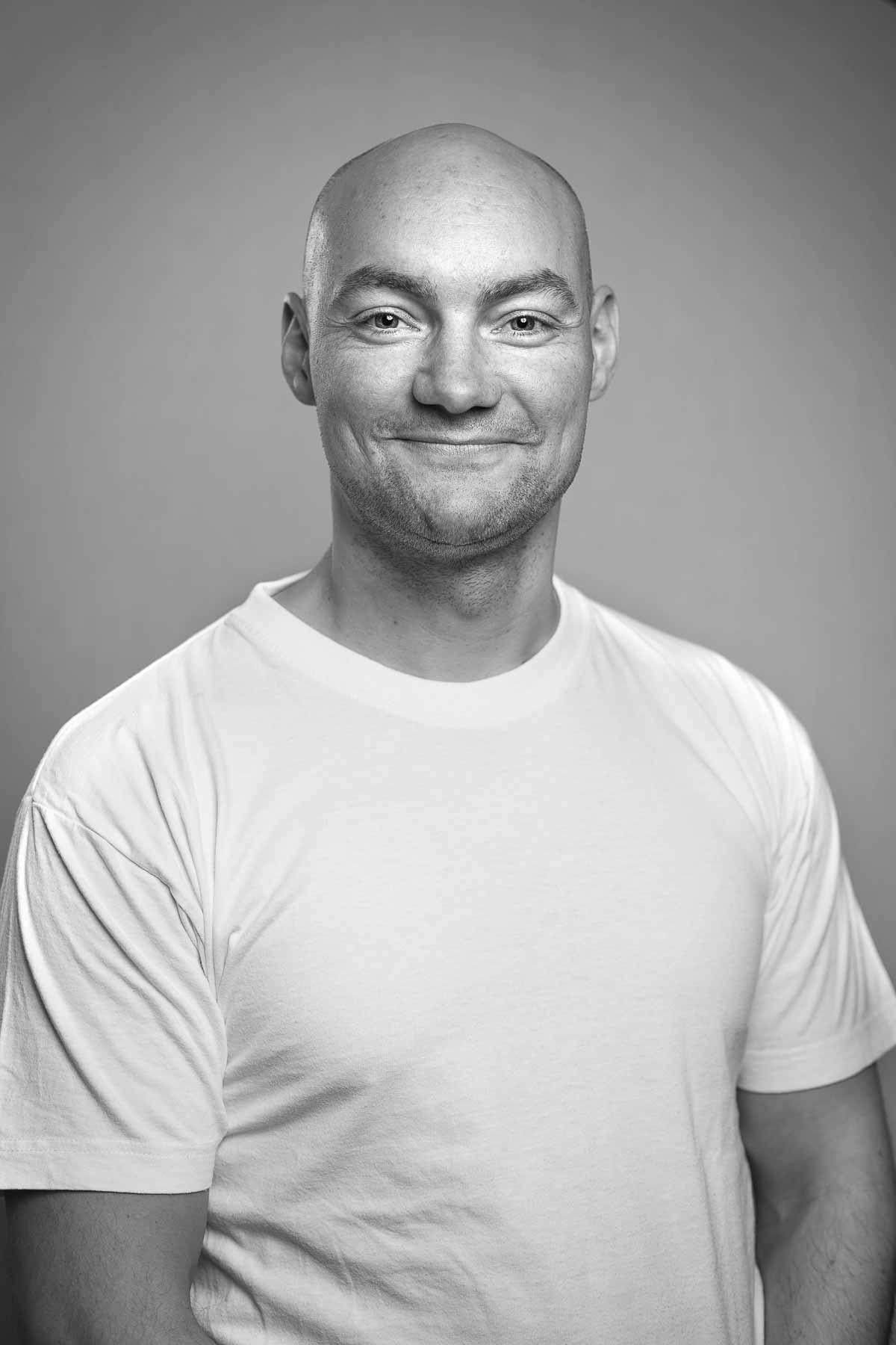 Portrætfotograf i Aarhus Erhverv & Business