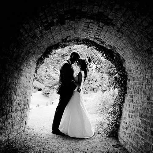 fotografering af bryllup aarhus